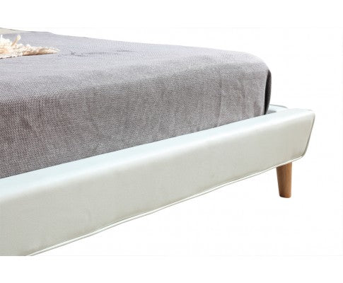 Cooper Deluxe Collection Bed Frame - White