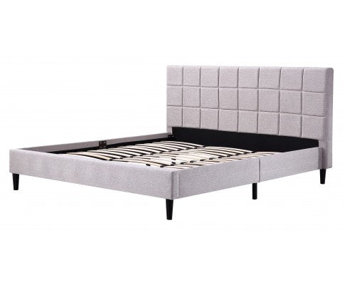 Rivers Deluxe Collection Bed Frame - Beige