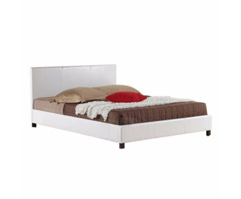 Mondeo Collection Bed Frame - White
