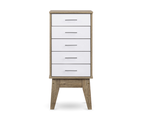 Slimboy Chest Of Drawers - Oak