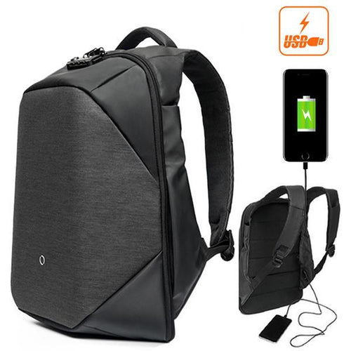 ClickPack Pro - A Functional Anti-theft BackPack