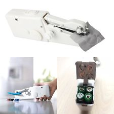 Hand-held Portable Sewing Machine
