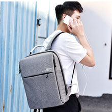 15 Inch Multi Pockets Dacron Backpack