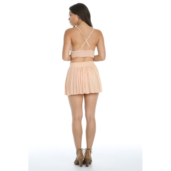 MOONSTRUCK MINI SKIRT