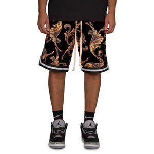 Post Game Basketball Shorts
