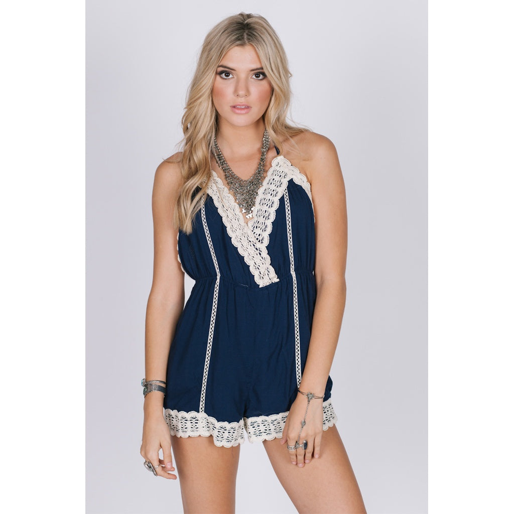 CLOSE TO ME ROMPER - LB Boutique