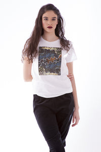 Women's Fashion T-Shirt - Urban Lights
