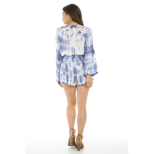 RIDE OR DYE ROMPER