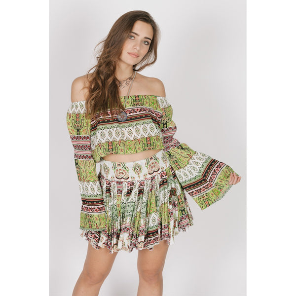 CARAVAN RUFFLE MINI - LB Boutique