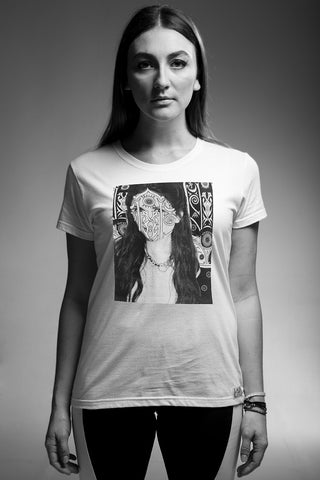 Womens Fashion T-Shirt - Margo Print