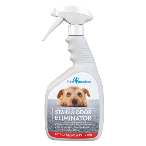 Paw Inspired Professional Strength Stain & Odor Eliminator Enzyme Cleaner