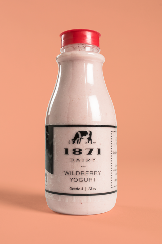 Drinkable Yogurt - Wildberry