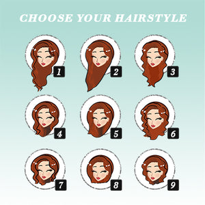 Choose Your Hairstyle