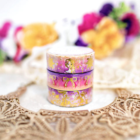 "Magical Collection ""Best Day Ever"" 15mm Washi Set"