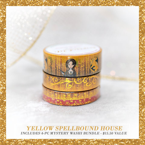 YELLOW | Spellbound House Bundle