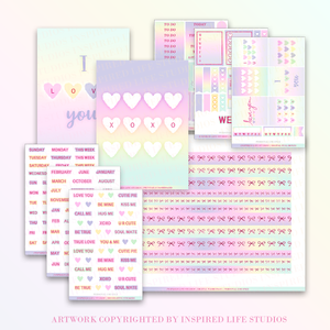 Spring Love | Digital Bundle Kit