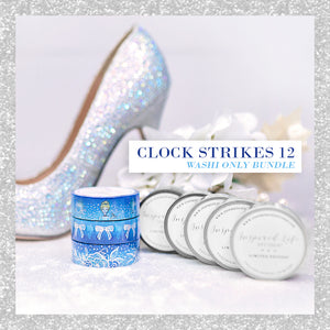 Clock Strikes 12 | WASHI ONLY Bundle