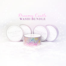 Load image into Gallery viewer, Dreamy Castle | WASHI Bundle