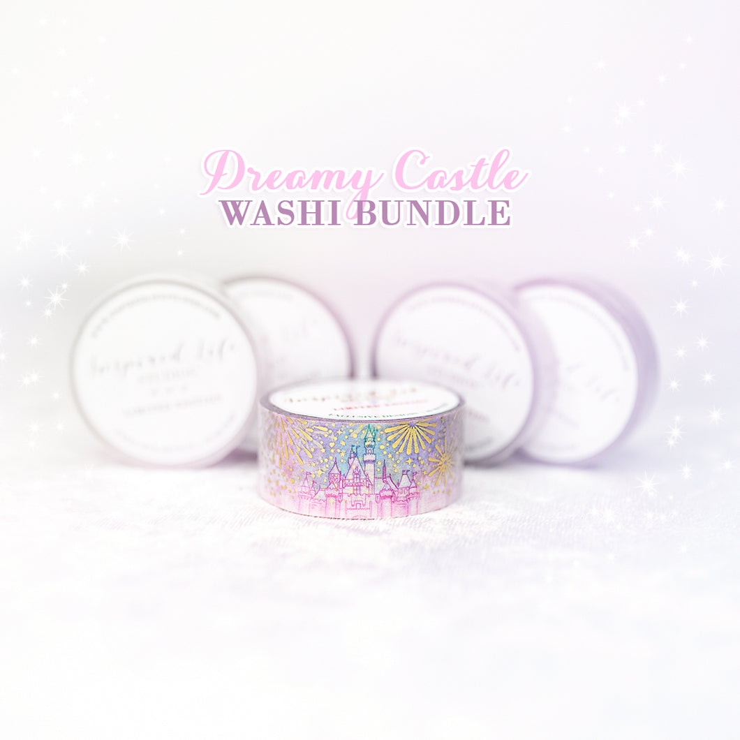 Dreamy Castle | WASHI Bundle
