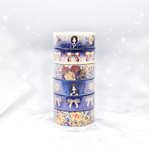 Princess Washi + Custom Bundle {LIMIT 1 PER PERSON/HOUSEHOLD}