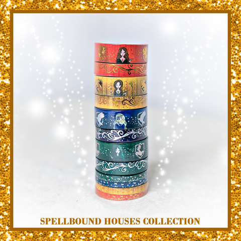 Spellbound Houses | FULL Collection