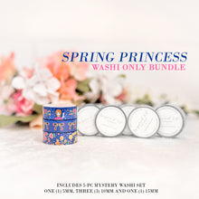 Load image into Gallery viewer, Spring Princess | WASHI ONLY Bundle