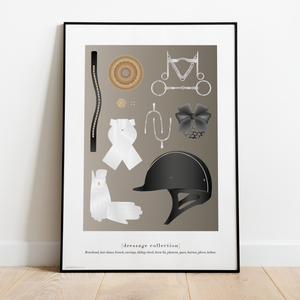 Dressage | collection - Graphicpony
