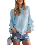 Valerie - Casual Summer Blouse
