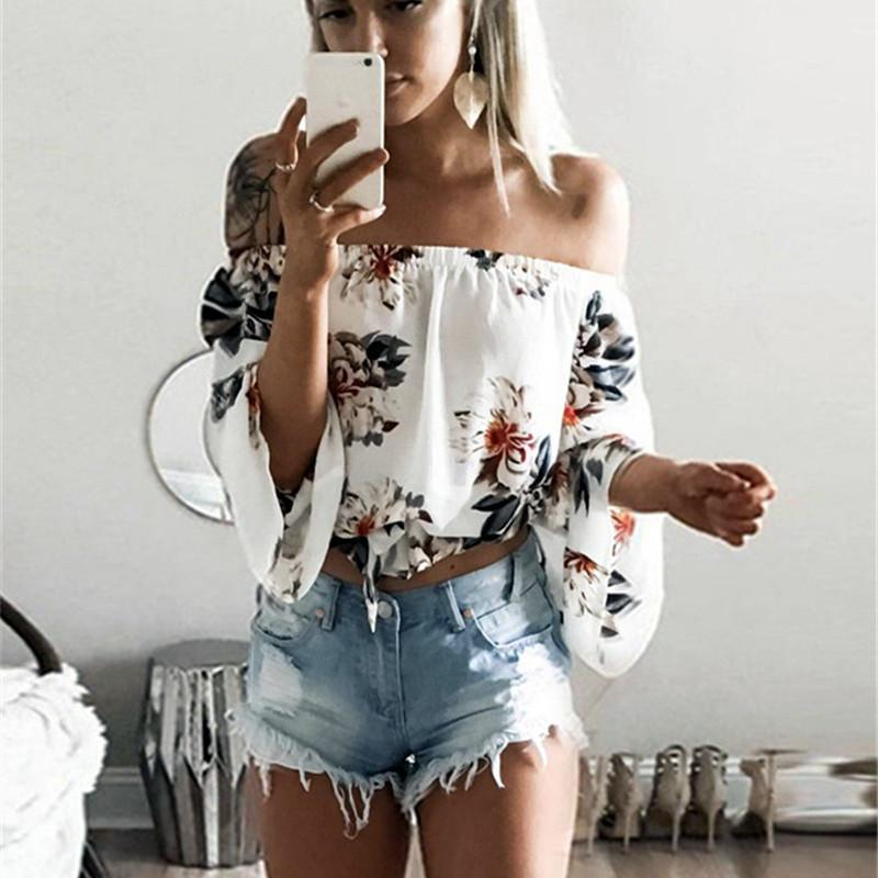 Cucu - Summer Boho beach blouse