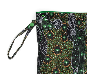 Wet Bag: Australian Aboriginal Prints