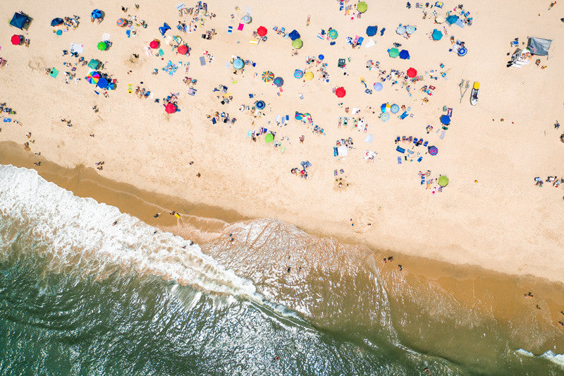July 4th at the Ocean, Amagansett, NY Atlantic Beach
