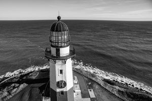 """Montauk Light over the Point"" Montauk, NY"