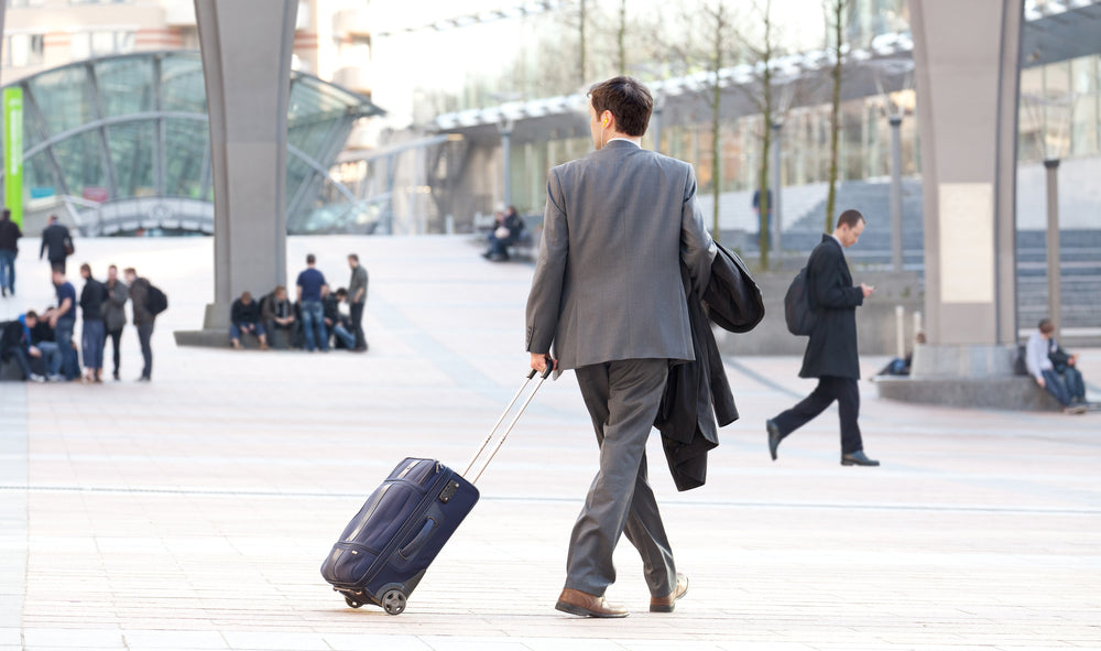 7 Top Tips for business travellers