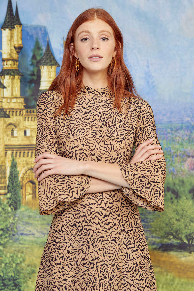 Tiger Mini Ashley Dress