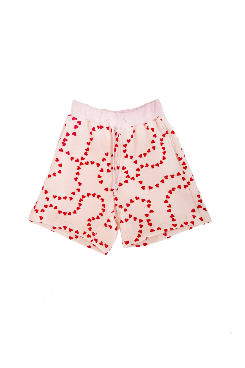 String of Hearts Boxing Shorts