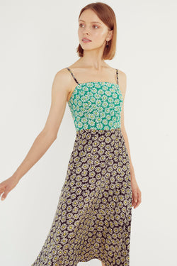 Combo Daisy Nora Dress