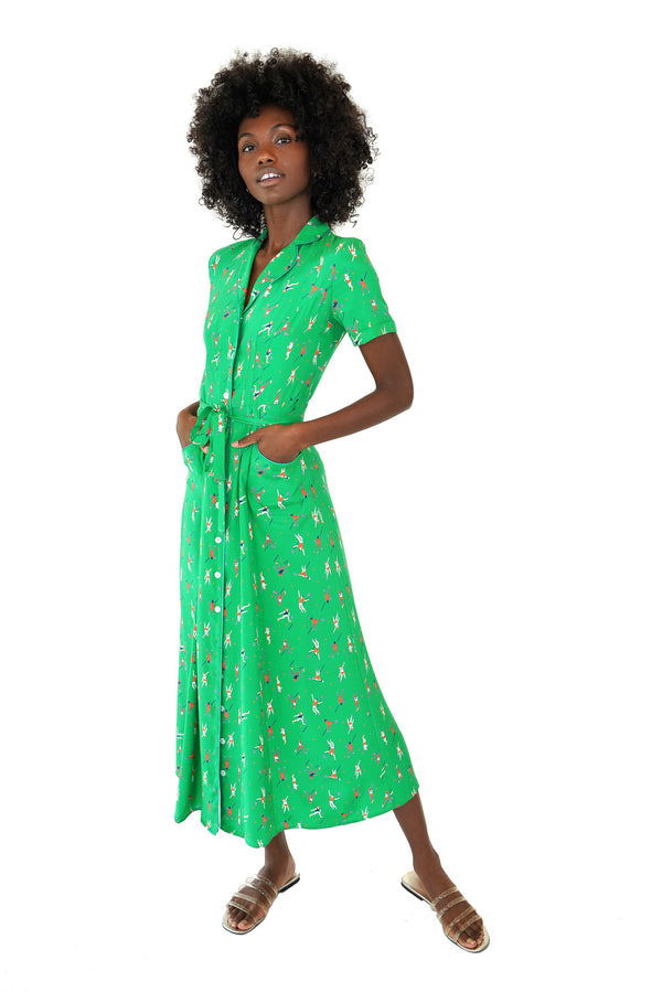 Tennis Long Maria Dress