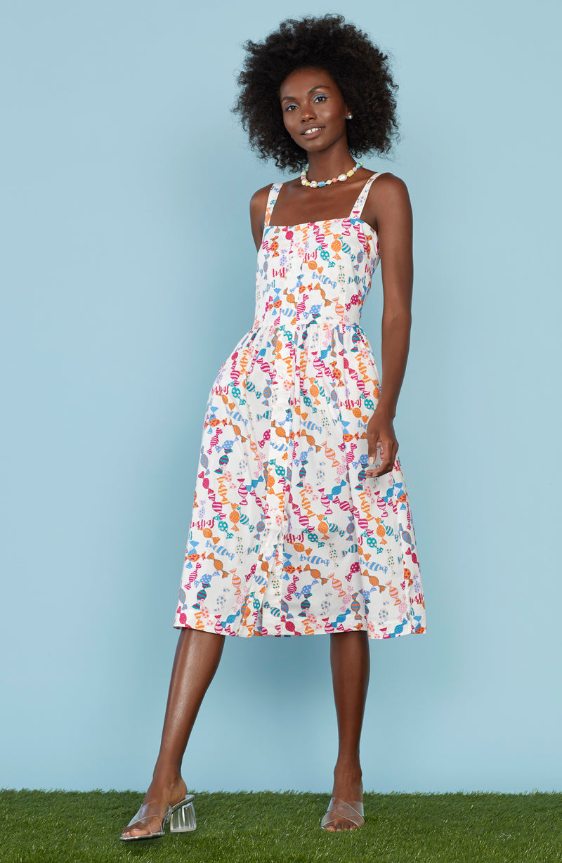 Candy Laura Cotton Dress