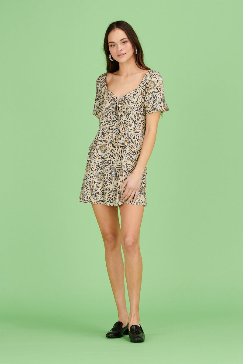 Wildcat Mini Emily Sweetheart Dress
