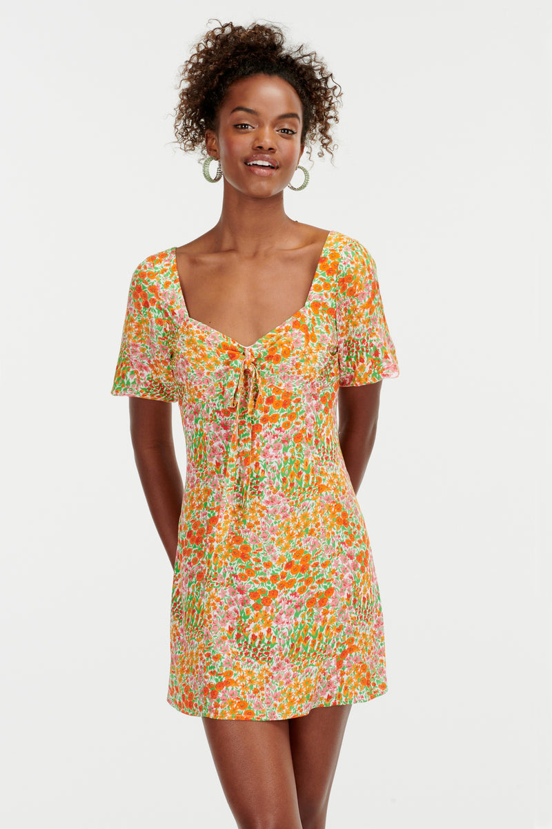 Blooming Garden Mini Emily Sweetheart Dress