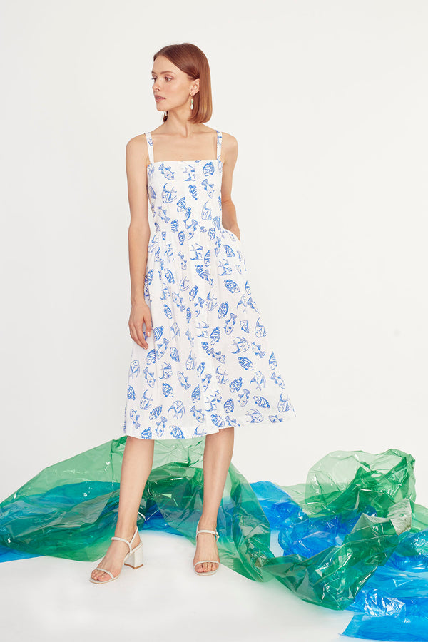Blue Fish Laura Dress