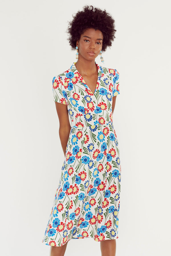 Sunflower Morgan Dress