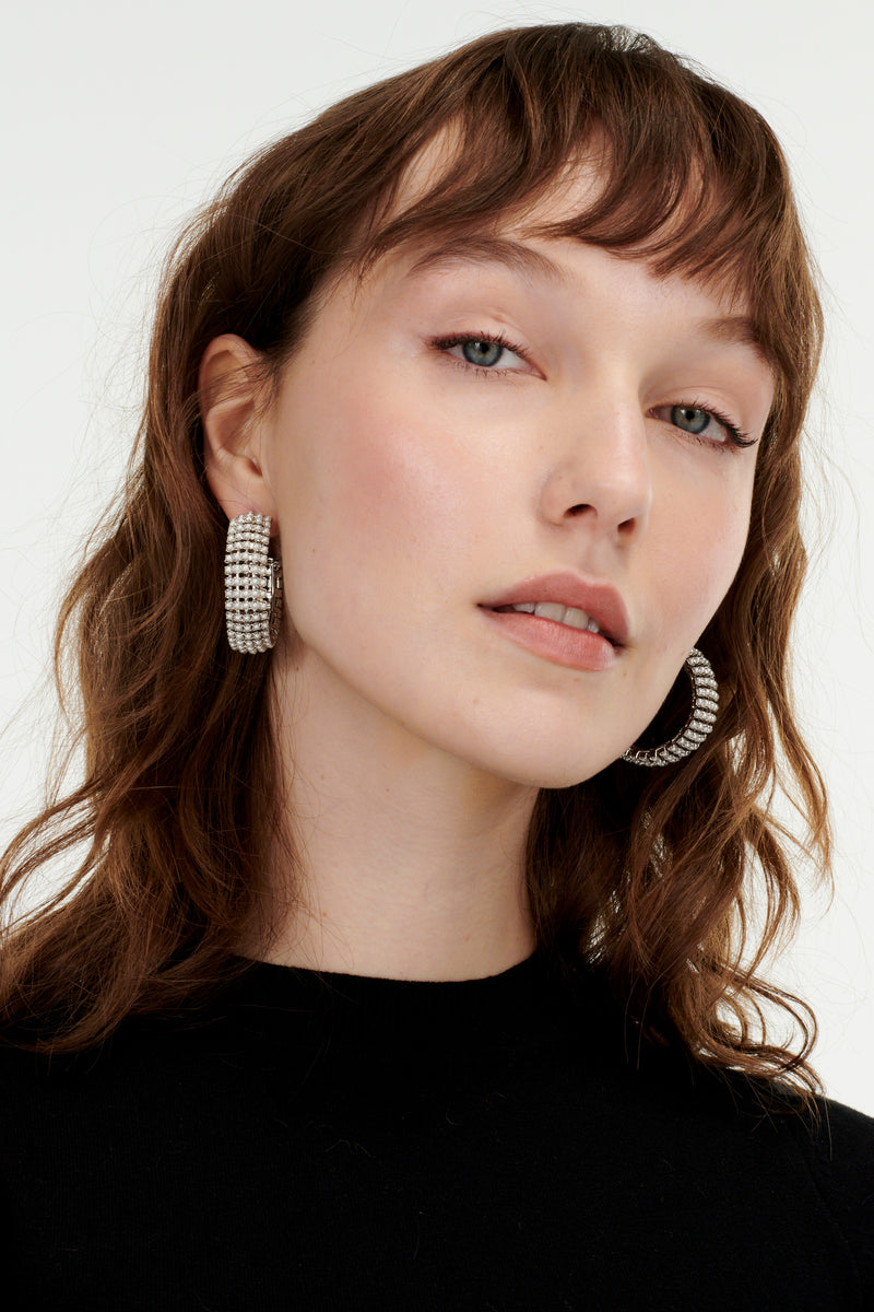 Pearl Jupiter Earrings