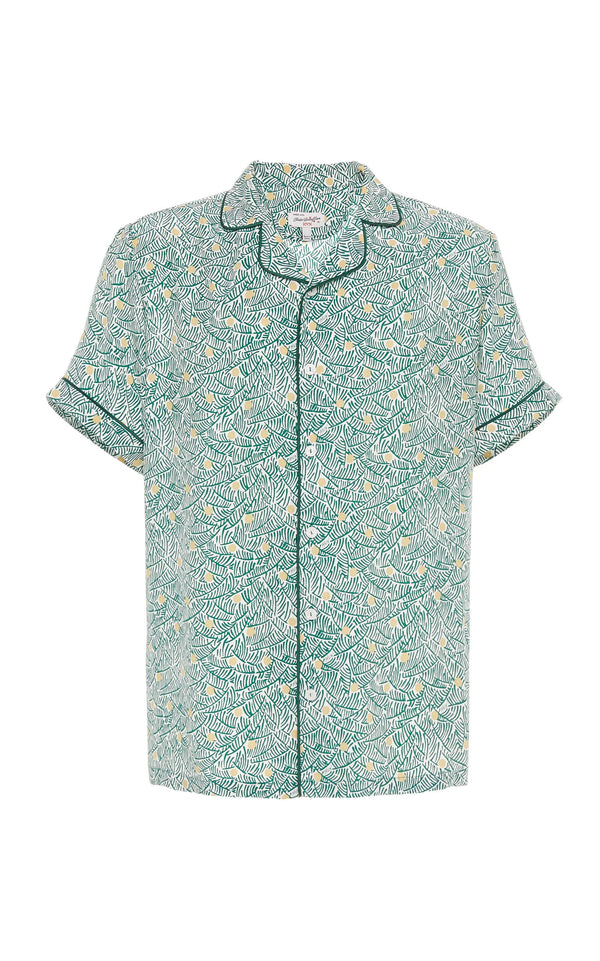 Coconut Ross Men's Shirt