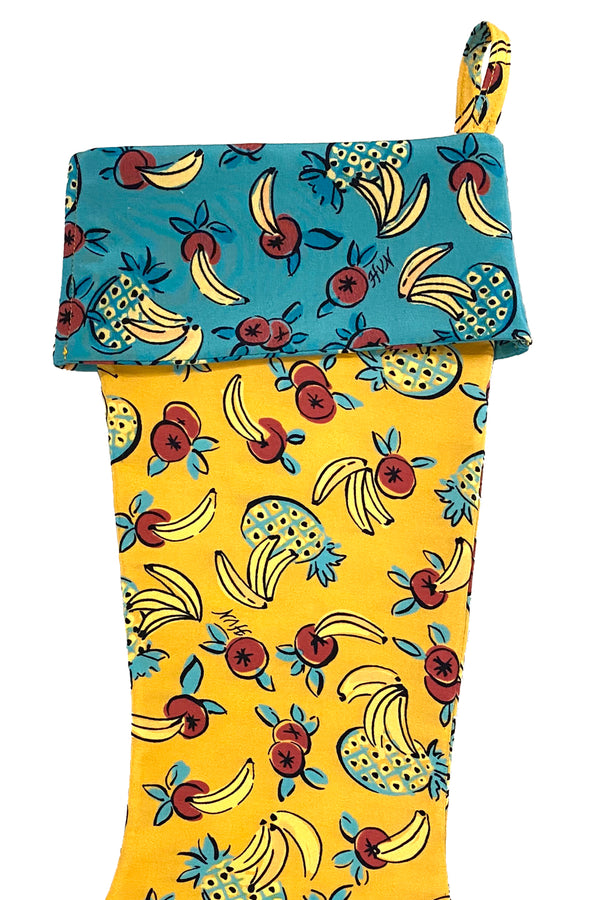 Combo Tropical Fruit Silk Stocking