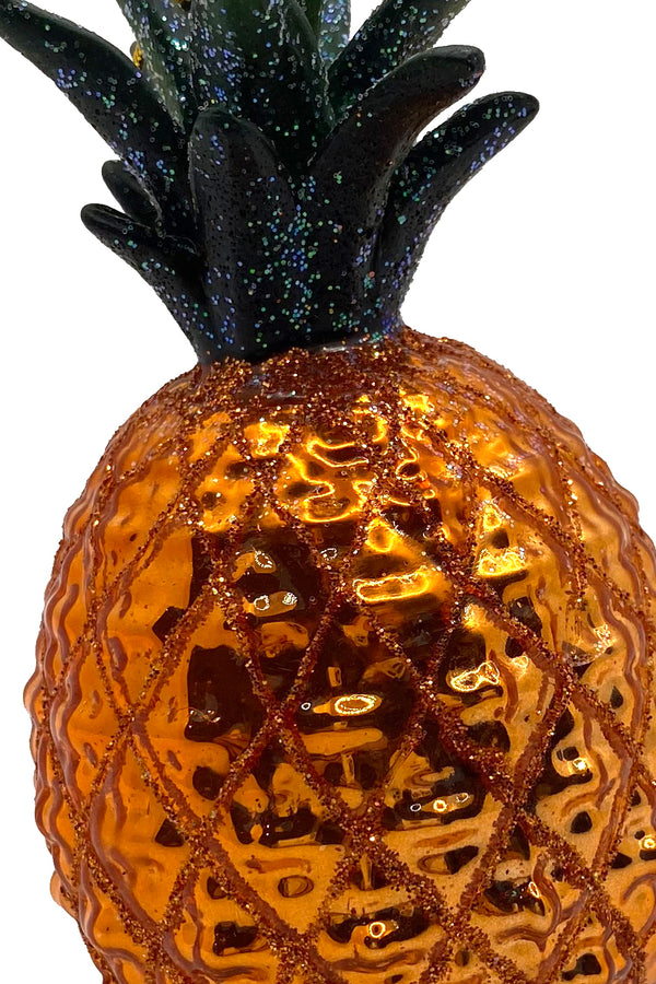 Pineapple Ornament Orange