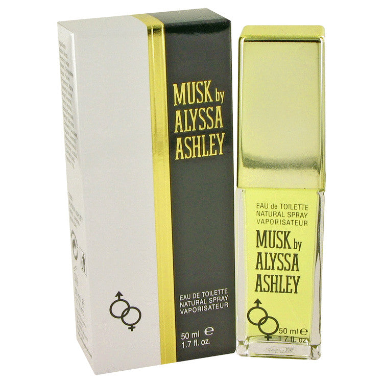 Alyssa Ashley Musk Eau De Toilette Spray By Houbigant