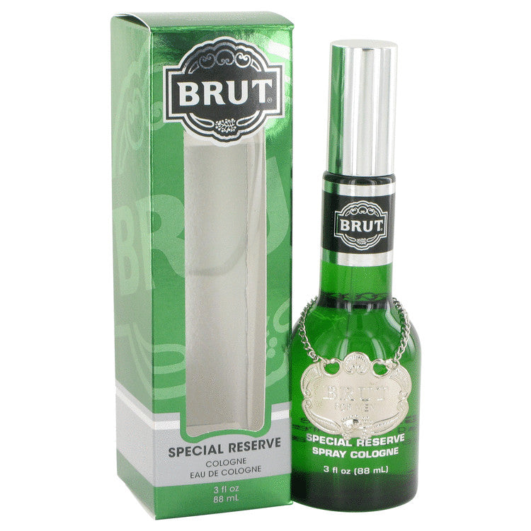 Brut Cologne Spray (Original-Glass Bottle) By Faberge