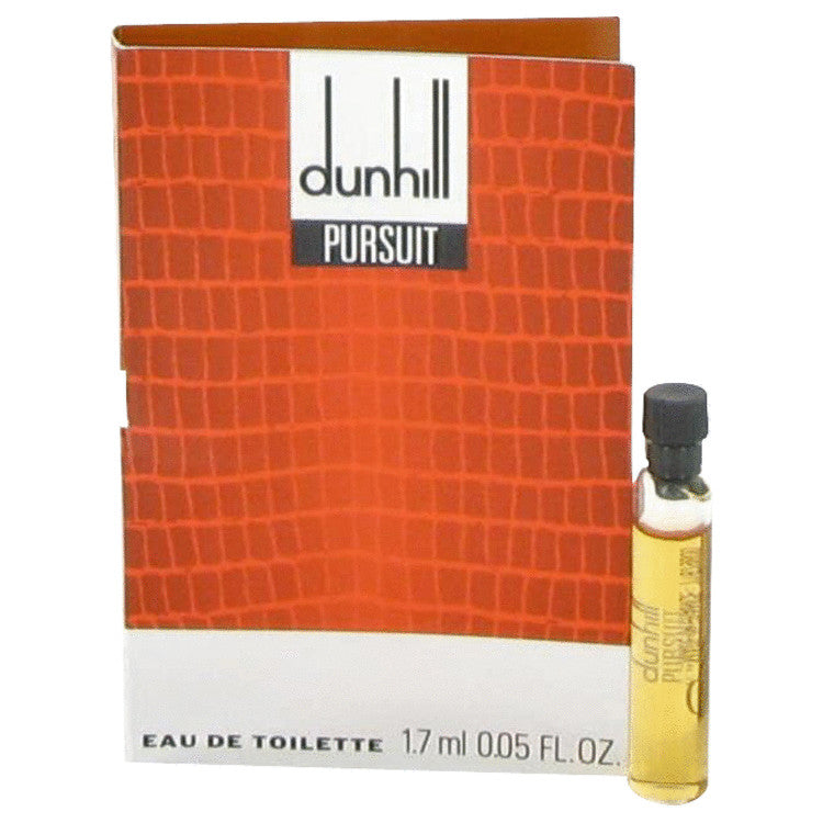 Dunhill Pursuit Vial (sample) By Alfred Dunhill