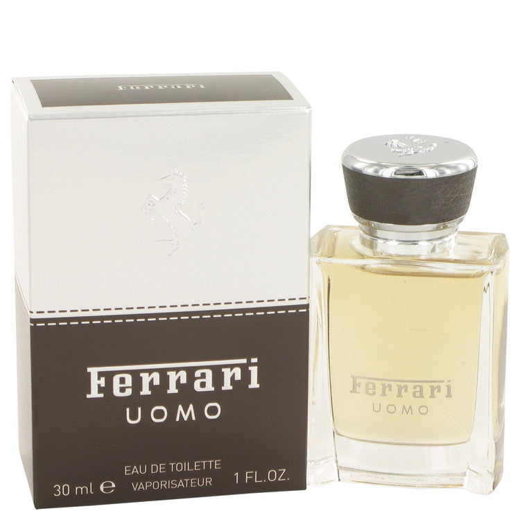 Ferrari Uomo Eau De Toilette Spray By Ferrari